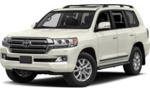 Colors, options and prices for the 2016 Toyota Land Cruiser