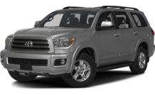 Colors, options and prices for the 2016 Toyota Sequoia
