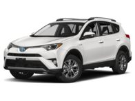 Brief summary of 2016 Toyota RAV4 Hybrid vehicle information