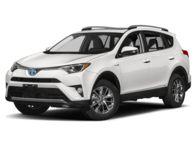 Brief summary of 2016 Toyota RAV4 Hybrid vehicle information