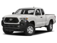 Brief summary of 2018 Toyota Tacoma vehicle information