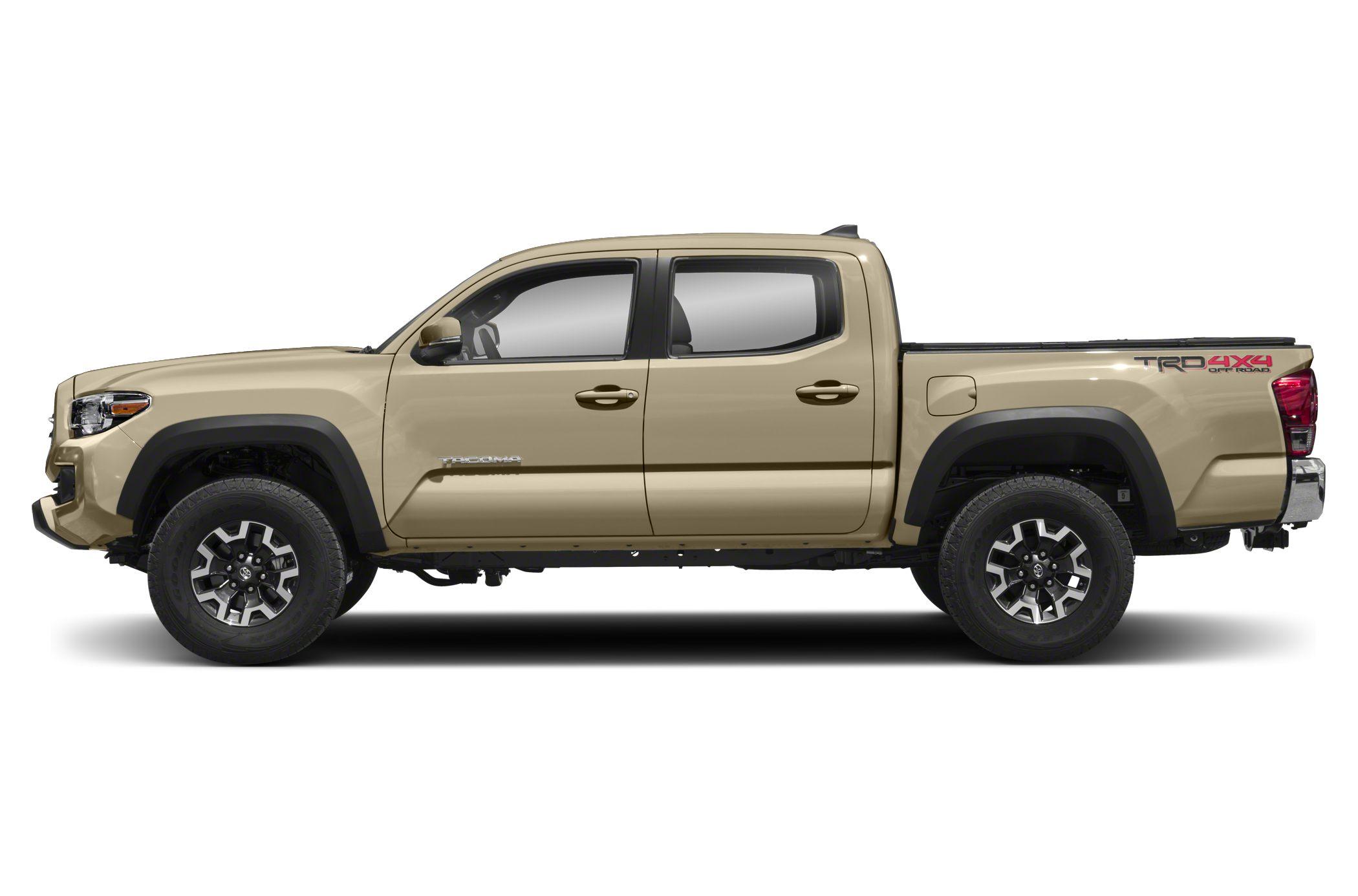 2017 Toyota Tacoma Reviews Specs And Prices Cars Com