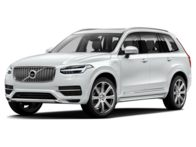 Brief summary of 2016 Volvo XC90 Hybrid vehicle information