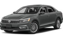 Colors, options and prices for the 2016 Volkswagen Passat