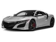 Brief summary of 2017 Acura NSX vehicle information