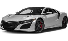 Colors, options and prices for the 2017 Acura NSX