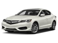 Brief summary of 2018 Acura ILX vehicle information