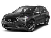 Brief summary of 2017 Acura MDX vehicle information