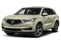 Brief summary of 2017 Acura MDX vehicle information