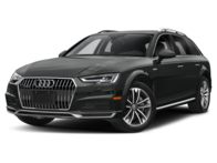 Brief summary of 2017 Audi A4 allroad vehicle information