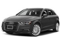 Brief summary of 2018 Audi A3 e-tron vehicle information
