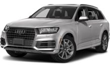 Colors, options and prices for the 2017 Audi Q7