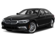 Brief summary of 2017 BMW 540 vehicle information