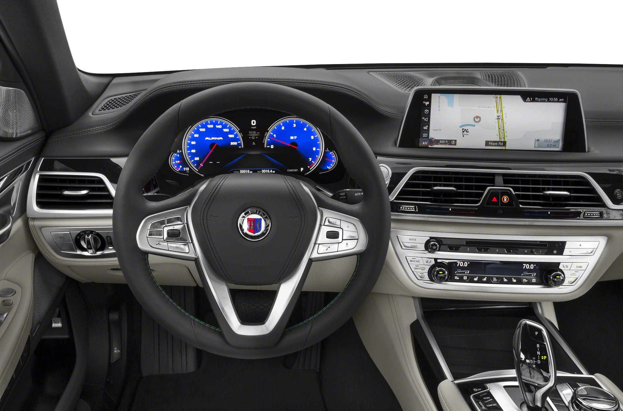 2018 Bmw Alpina B7 Reviews Specs And Prices Cars Com