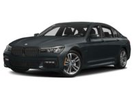 Brief summary of 2017 BMW 740e vehicle information