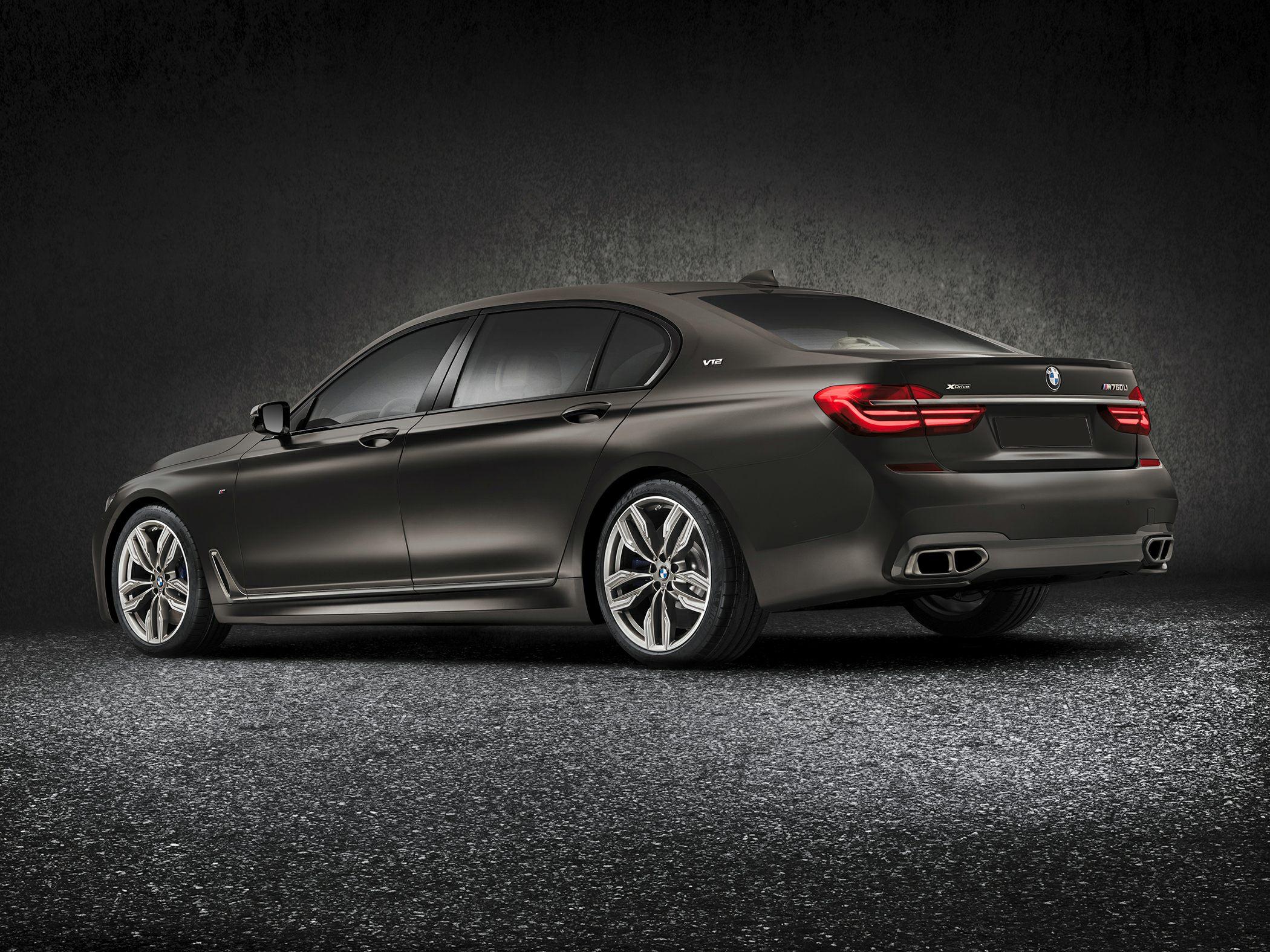 2017 BMW M760 Reviews, Specs and Prices | Cars.com