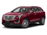 Brief summary of 2017 Cadillac XT5 vehicle information