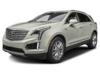 Brief summary of 2017 Cadillac XT5 vehicle information