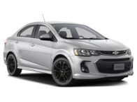 Brief summary of 2017 Chevrolet Sonic vehicle information