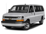 Brief summary of 2018 Chevrolet Express 2500 vehicle information