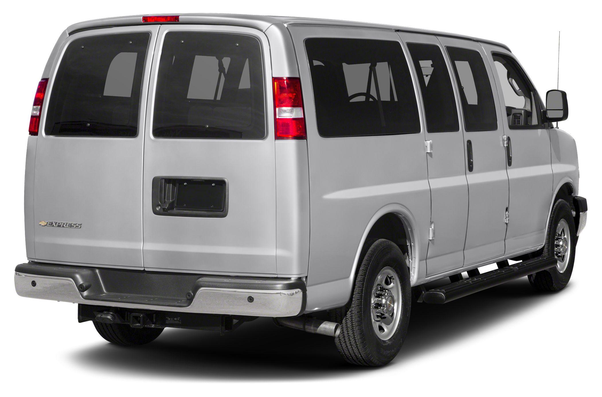 2008 Chevrolet Express Cargo Overview  MSN Autos
