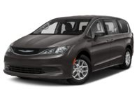 Brief summary of 2017 Chrysler Pacifica vehicle information