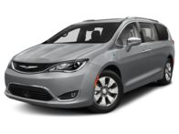 Brief summary of 2017 Chrysler Pacifica Hybrid vehicle information