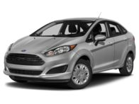 Brief summary of 2018 Ford Fiesta vehicle information