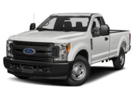 Brief summary of 2018 Ford F-250 vehicle information