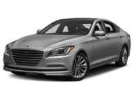 Brief summary of 2017 Genesis G80 vehicle information