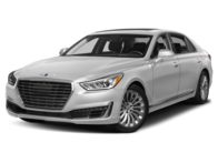Brief summary of 2017 Genesis G90 vehicle information