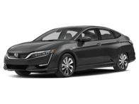 Brief summary of 2017 Honda Clarity Electric vehicle information