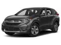 Brief summary of 2017 Honda CR-V vehicle information