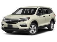 Brief summary of 2018 Honda Pilot vehicle information