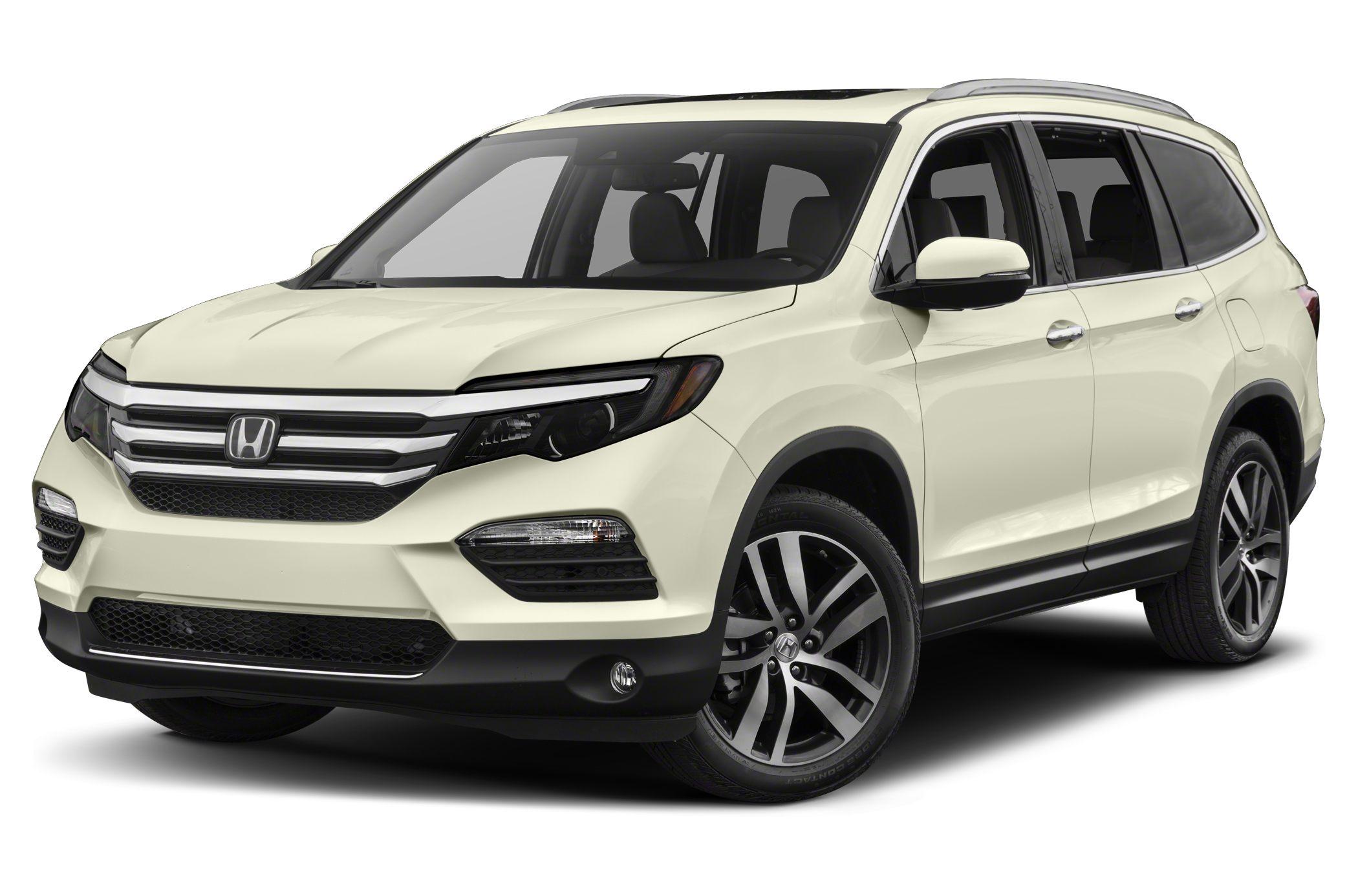 2017 Honda Pilot Reviews Specs And Prices Cars Com