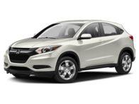 Brief summary of 2017 Honda HR-V vehicle information
