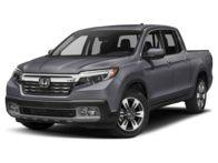 Brief summary of 2017 Honda Ridgeline vehicle information