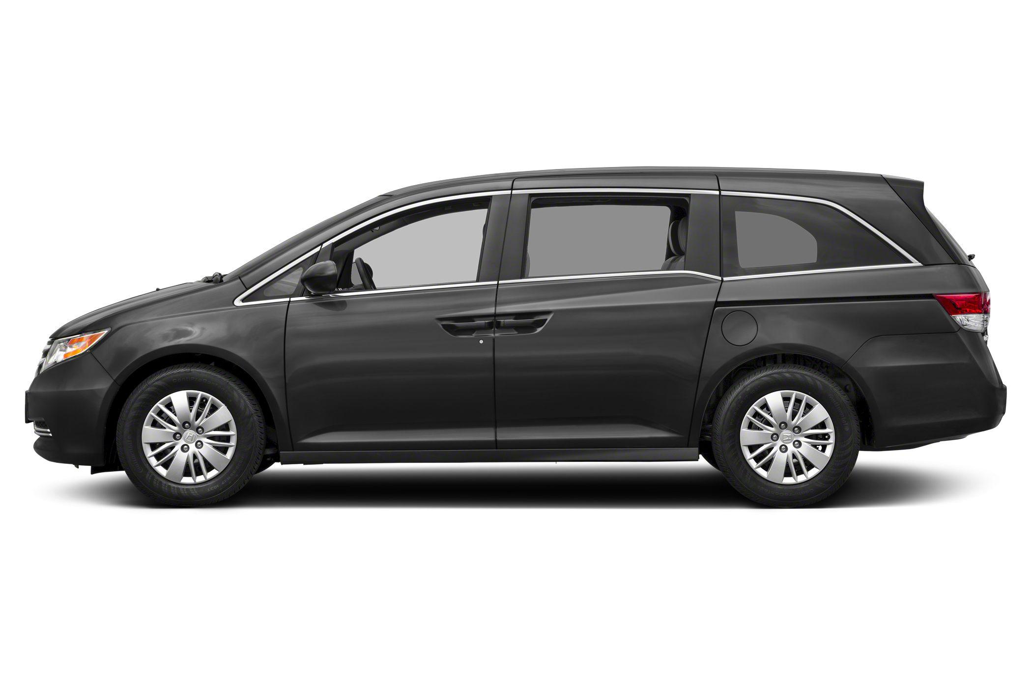 2017 Honda Odyssey Reviews Specs And Prices Cars Com