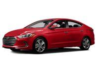 Brief summary of 2017 Hyundai Elantra vehicle information