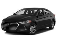 Brief summary of 2017 Hyundai Elantra vehicle information