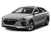 Brief summary of 2017 Hyundai Ioniq EV vehicle information