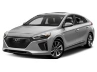 Brief summary of 2017 Hyundai Ioniq Hybrid vehicle information