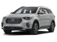 Brief summary of 2017 Hyundai Santa Fe vehicle information