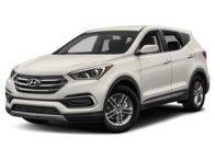 Brief summary of 2017 Hyundai Santa Fe Sport vehicle information