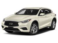 Brief summary of 2017 Infiniti QX30 vehicle information