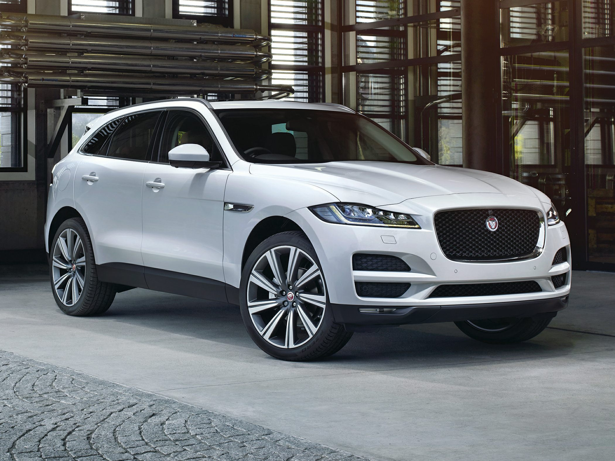 Jaguar F Pace Reviews Specs And Prices Cars Com