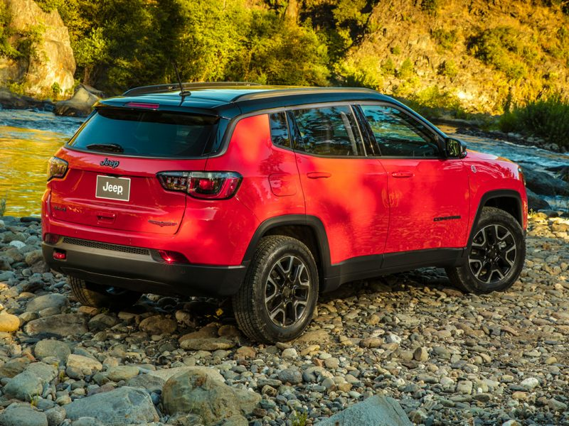 2017 jeep compass reviews specs and prices - 2017 jeep compass exterior colors ...