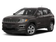 Brief summary of 2017 Jeep Compass vehicle information