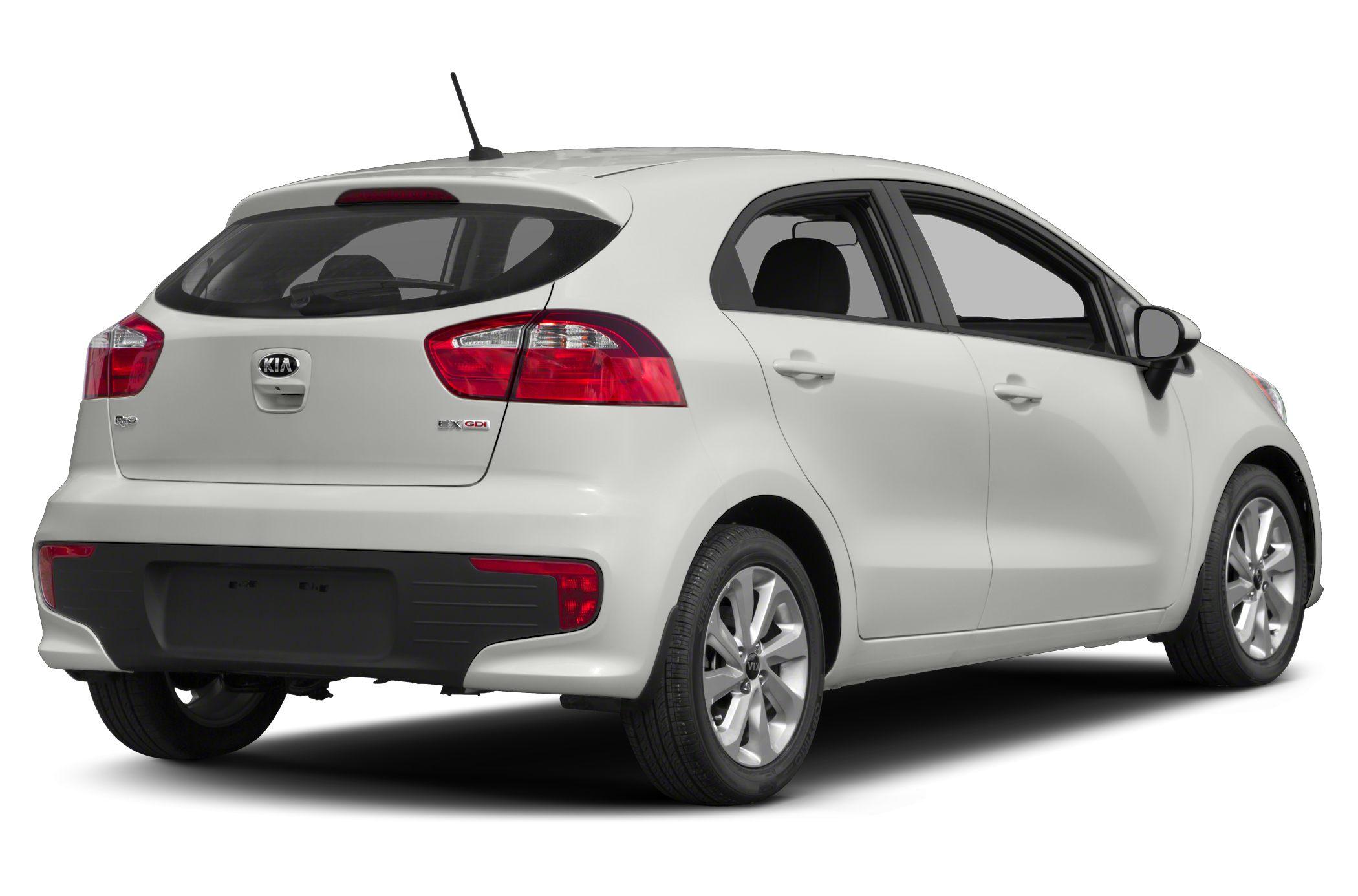 2017 Kia Rio Reviews Specs And Prices Cars Com