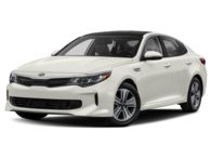 Brief summary of 2017 Kia Optima Hybrid vehicle information